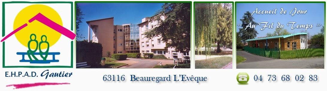 EHPAD Gautier Beauregard