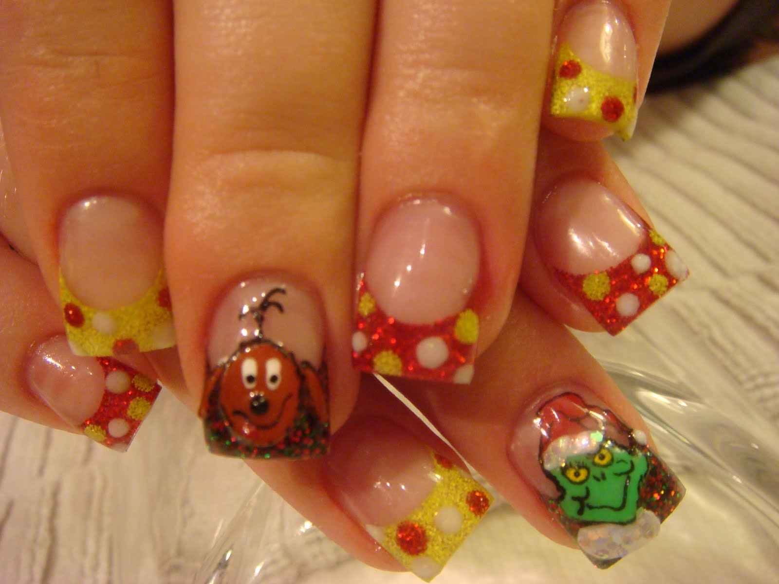 Nail Arts Wallpaper Nail Art Designs