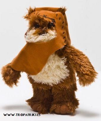 Peluche Ewoc Star Wars 19,09€