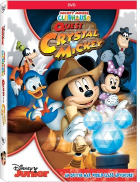 Quest For The Crystal Mickey! (2013)