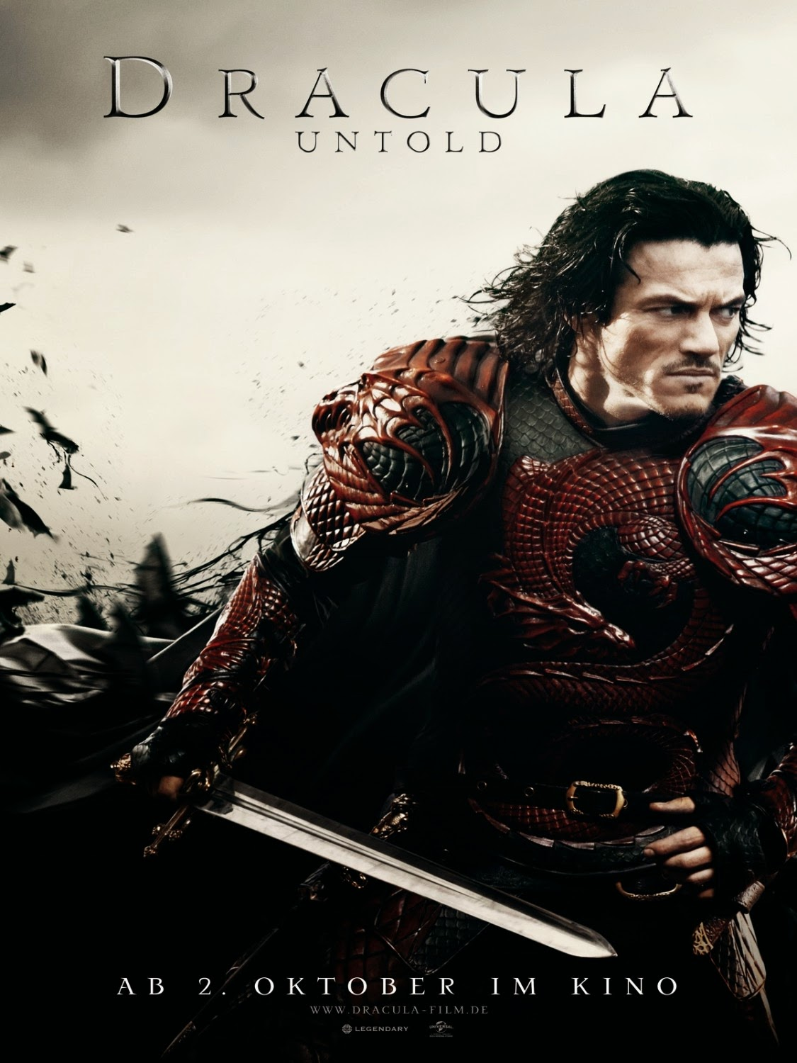 In dracula untold the origin story of the man who became dracula gary