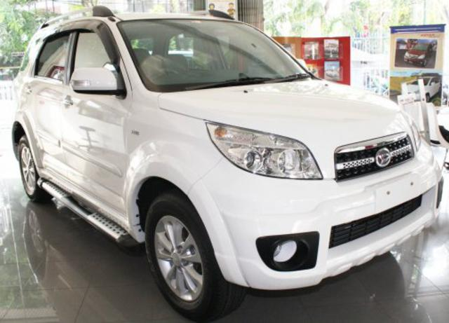daihatsu terios 1 Harga Mobil Baru Daihatsu Terios Indonesia