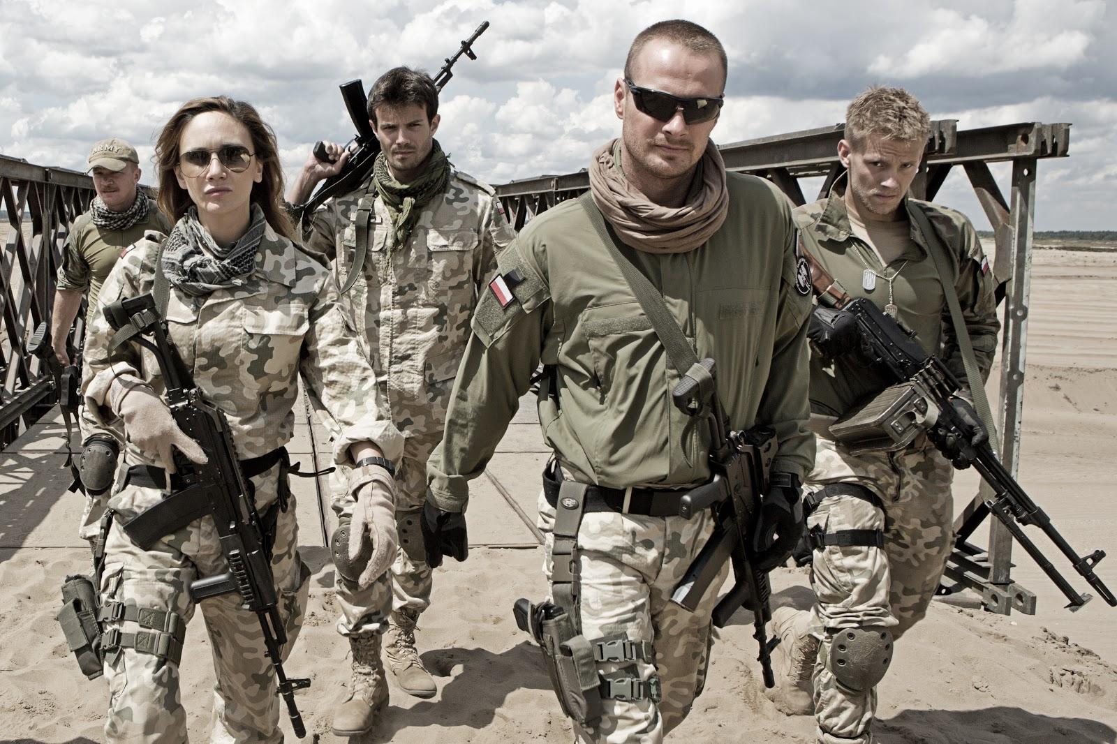 Misja Afganistan - Polacy na wojnie [Co w filmie piszczy