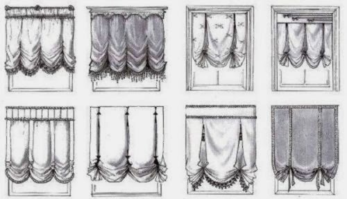 austrian curtains designs fashion types of curtains for window coverings 2015 - Types Of Curtains For Windows