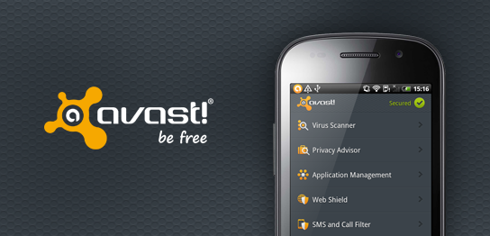 Mobile Security from avast!