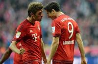 Bayern Munich vs Borussia Dortmund 5-1 Video Gol & Highlights