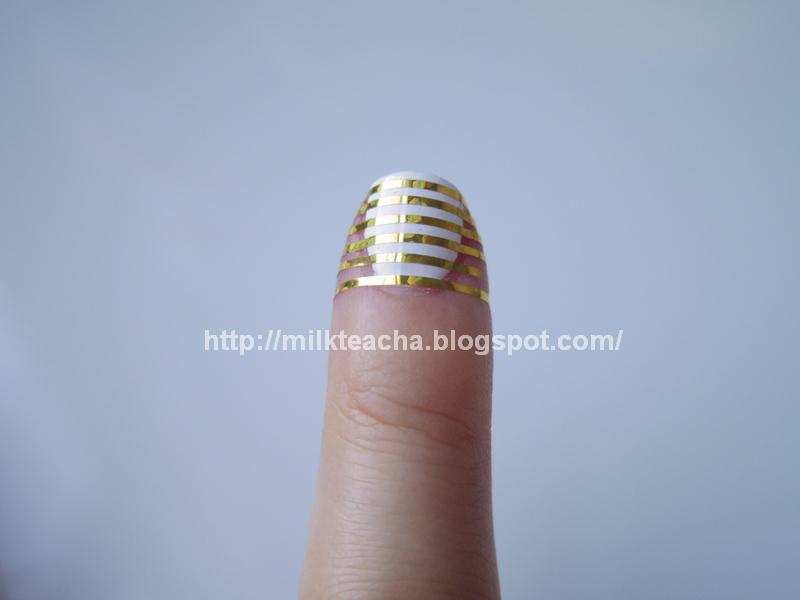 Vibrant Mix & Match nail 4