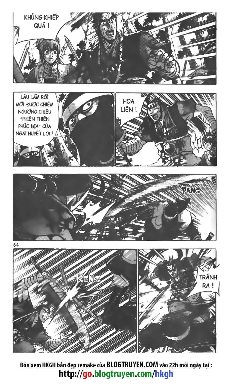 Hiệp Khách Giang Hồ - Hiệp Khách Giang Hồ Chap 259 - Pic 13
