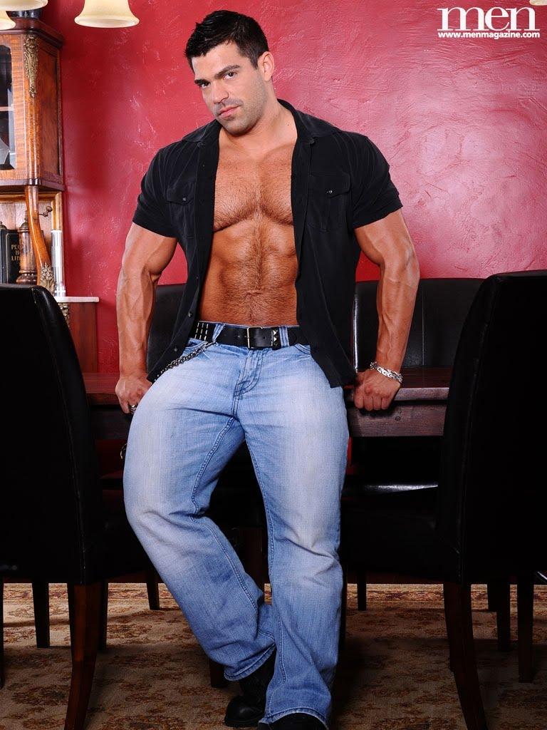 Pelados e Gostosos (homens tesudos, gay): Moreno musculoso lindo ...