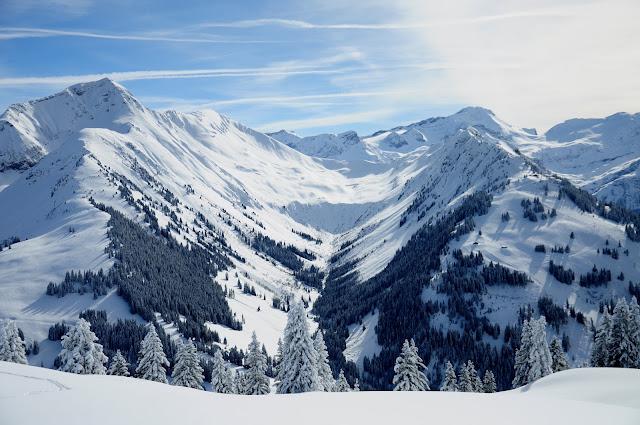 gstaad ski madonna