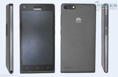Huawei Ascend G6, Versi Murah Ascend P6