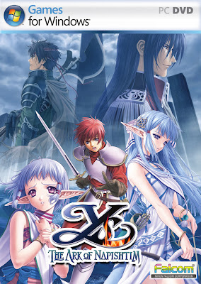 YS The Ark Of Napishtim PC Game