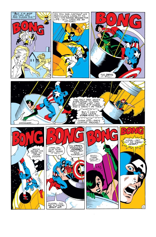 Captain America (1968) Issue #283 #199 - English 22