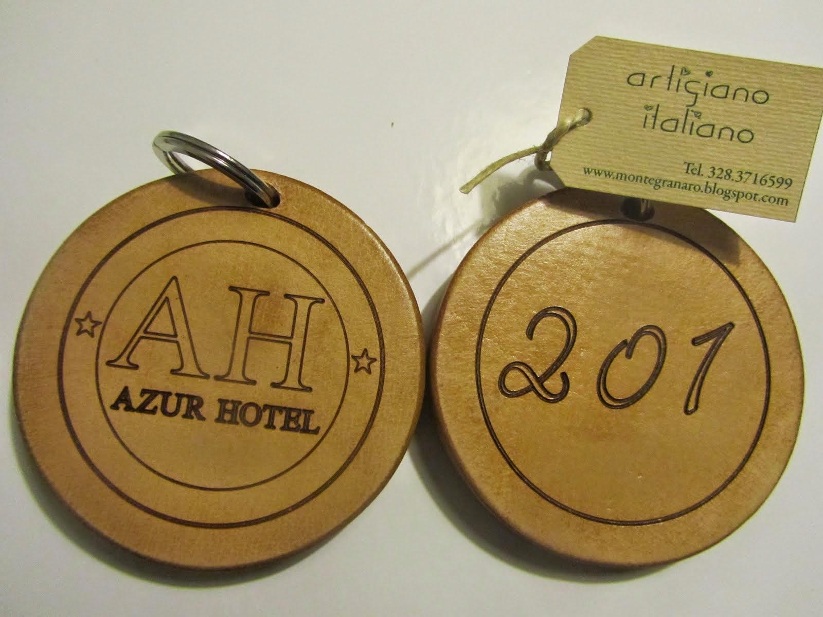 Accessori per alberghi, hotel, agriturismi, affittacamere