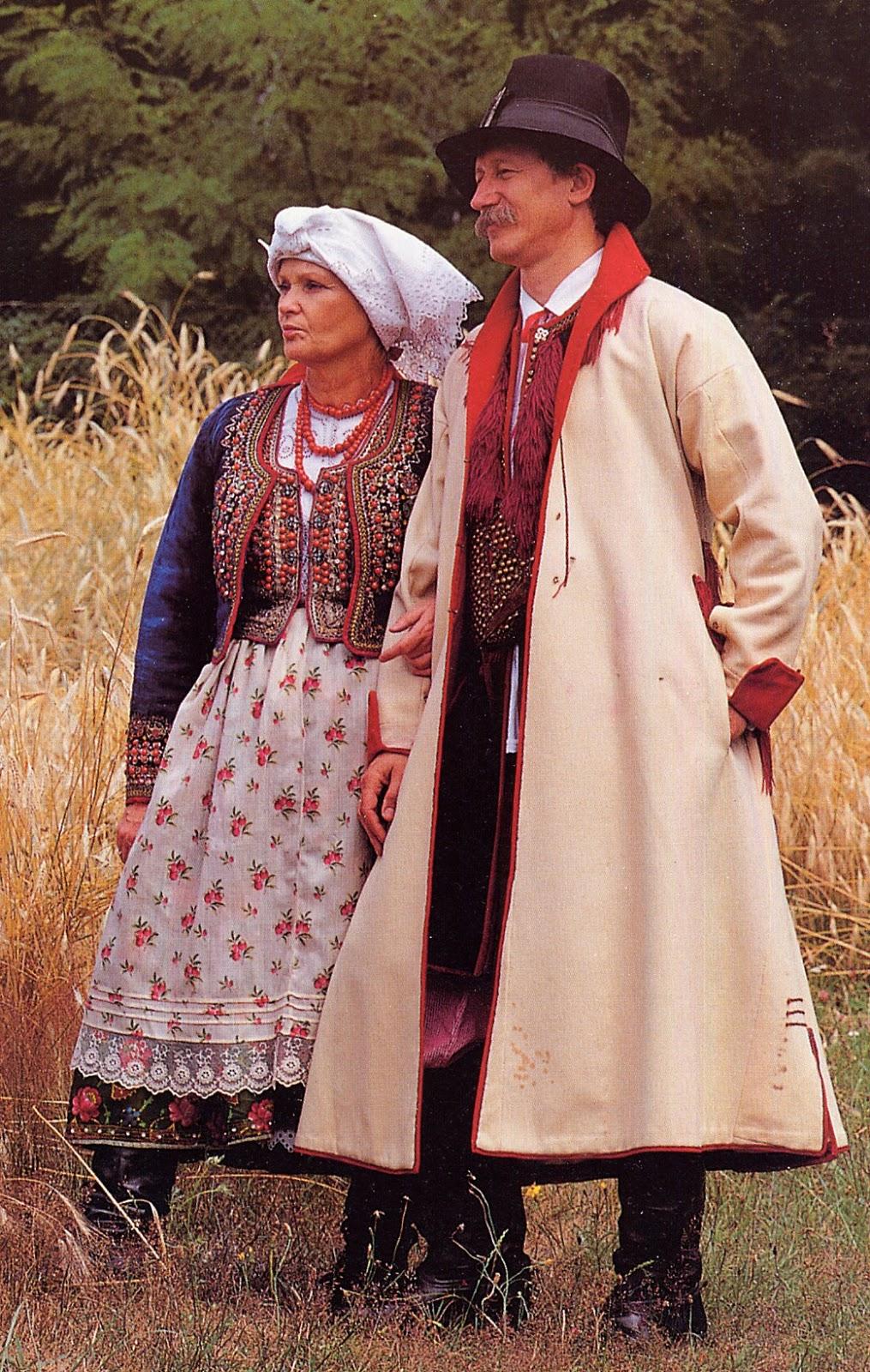 folkcostumeampembroidery mens krakow costume