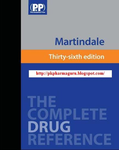 martindale the extra pharmacopoeia 36th edition pdf