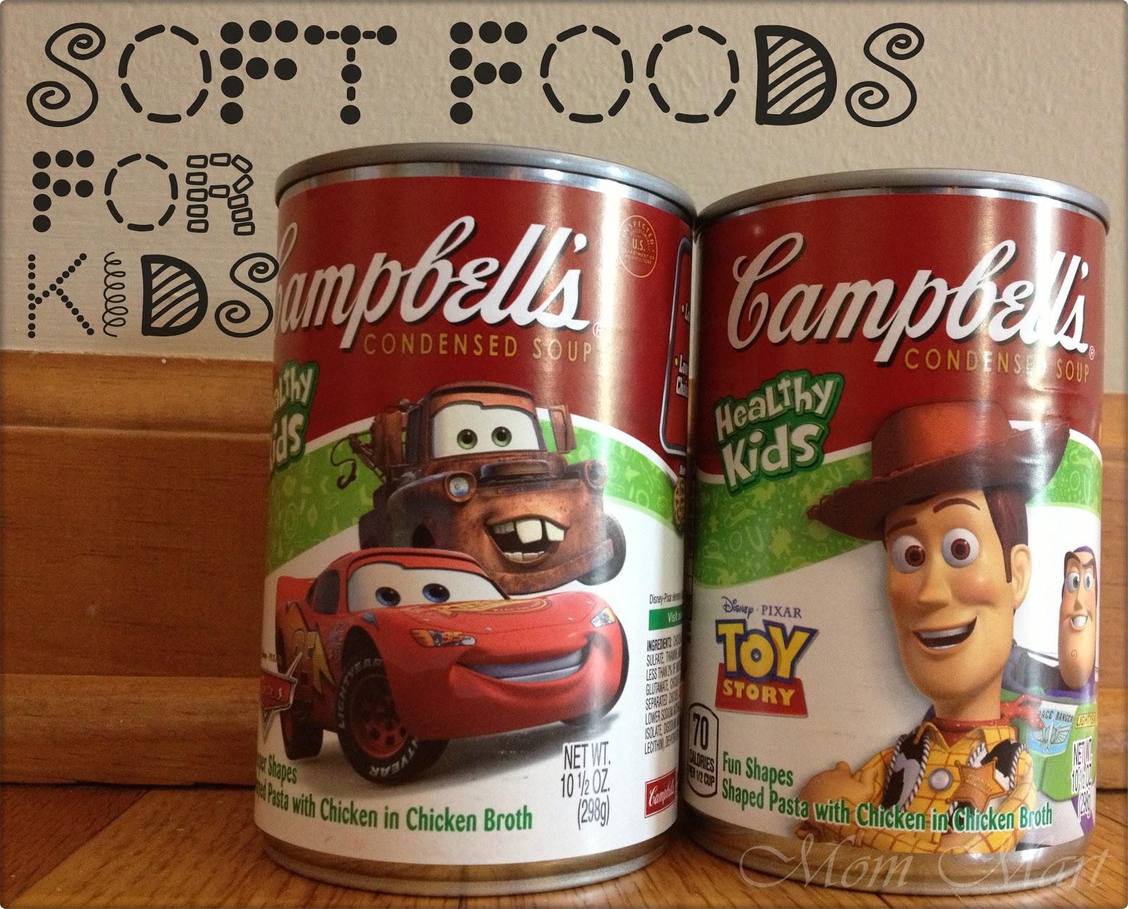 Mom mart soft food diet for kids soft foods for kids forumfinder Gallery