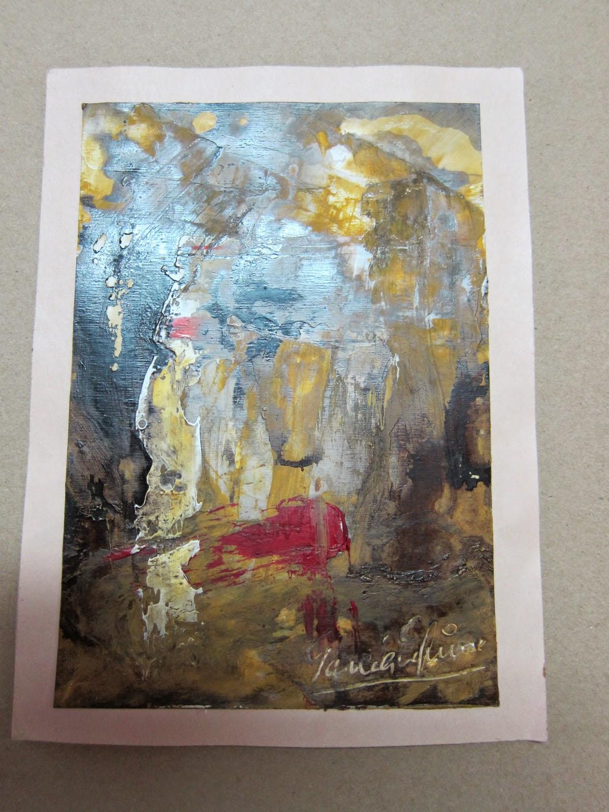 Galeria arte cuadros oleos cuadros abstractos modernos - Cuadros muy modernos ...
