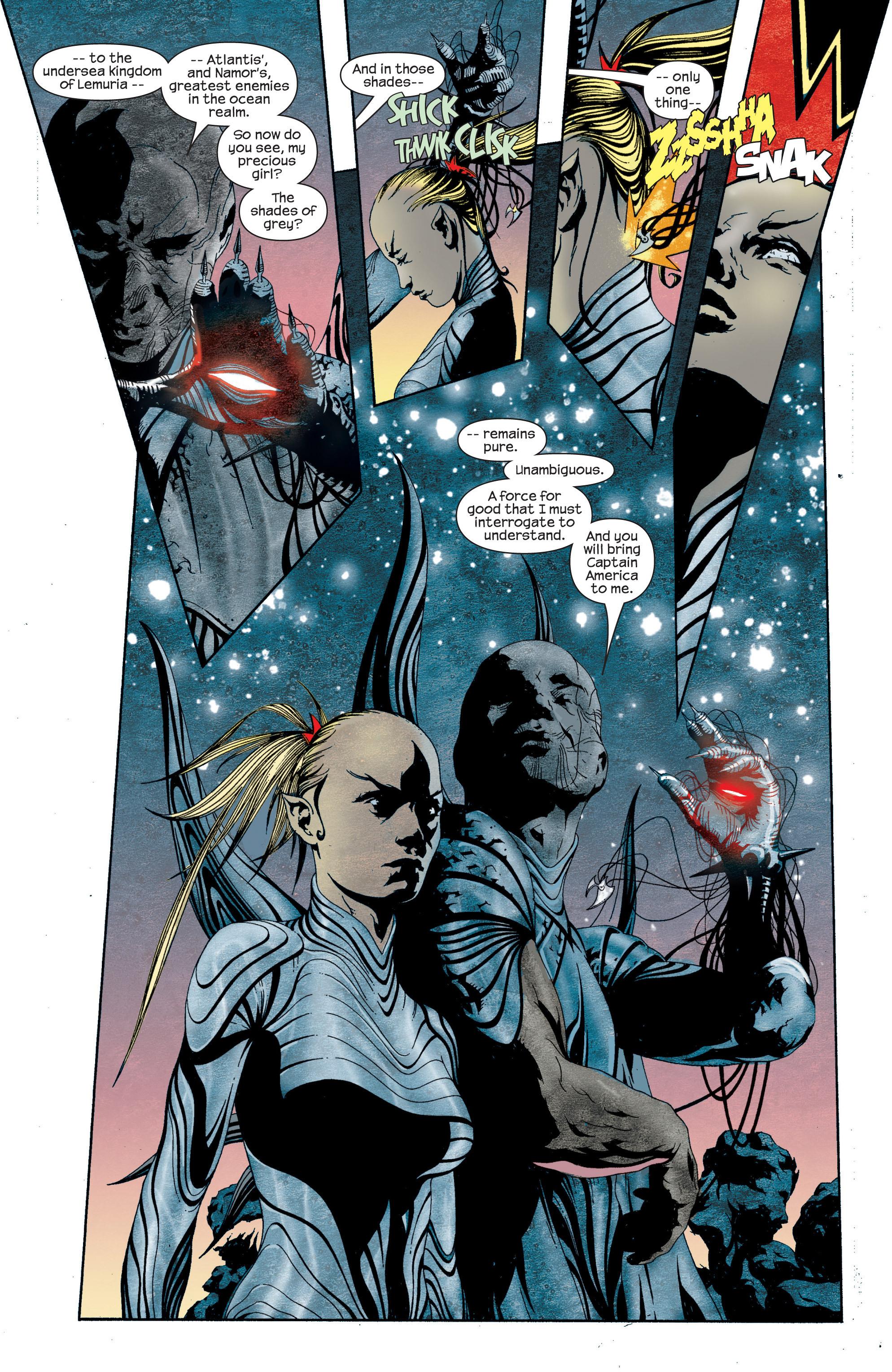 Captain America (2002) Issue #12 #13 - English 24
