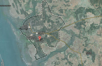 Maung Daw (Photo: Google Map)