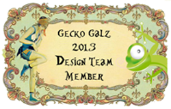 Gecko Galz Design Team 2013