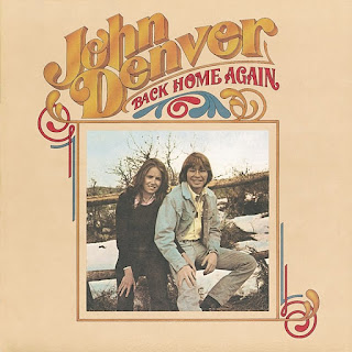 John Denver - Thank God I'm A Country Boy - On Back Home Again Album (1975)