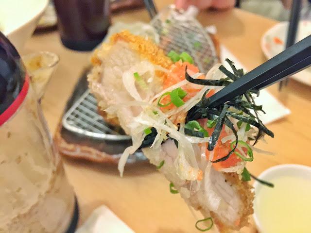 Imakatsu Boat Quay - Mentaiko Pork Loin