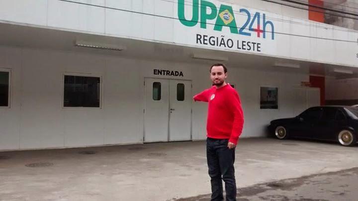 UPA DA REGIÃO LESTE-CLIQUE NA IMAGEM PARA LER