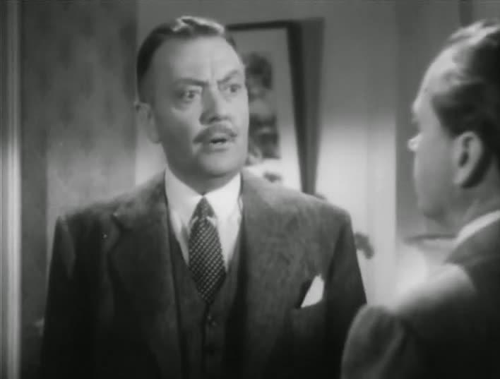 Raymond Walburn Heavenly Days as Mr