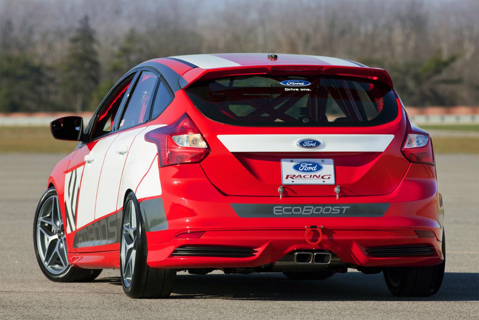 Ford Cars Ford Focus Race Car Concept