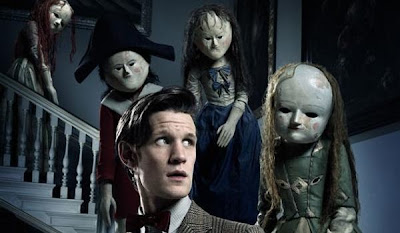 Dr Who, Night Terrors, Matt Smith and scary dolls