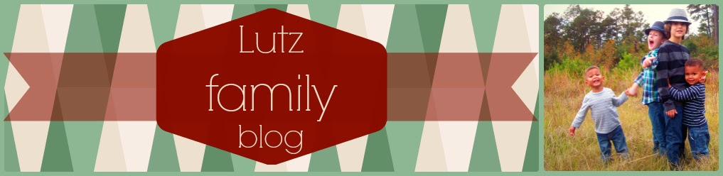 lutz family blog
