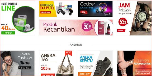 Cakning menyediakan TOP 3 Produk yang dicari di Internet
