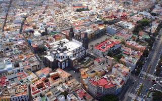 Travel around Spain - Las Palmas