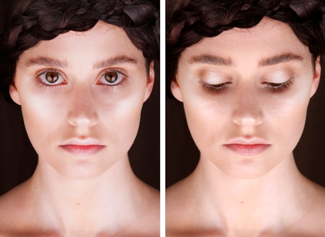 how to strobe makeup