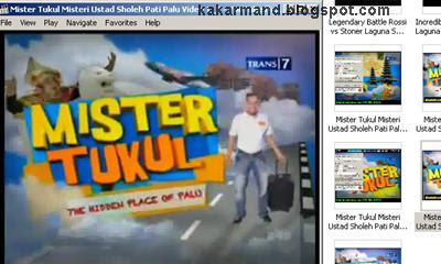 Mister Tukul di Palu