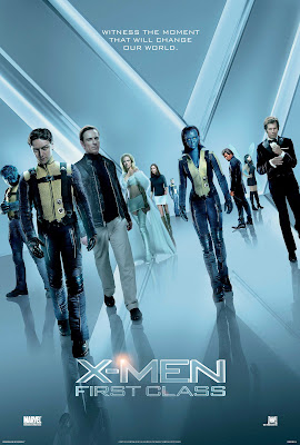 X-Men: First Class International Movie Poster