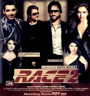 Be Intehaan Lyrics - Race 2 2012