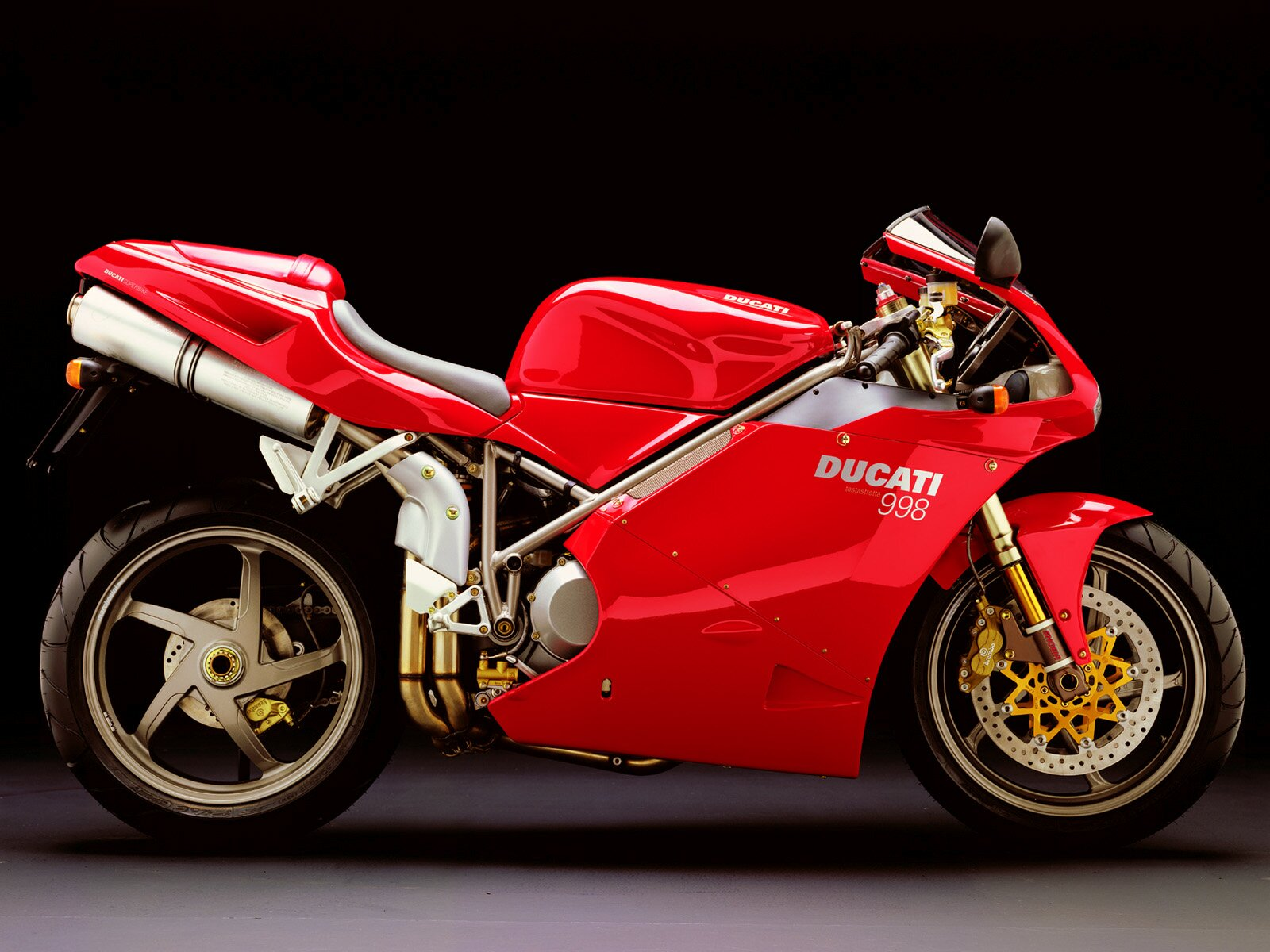 Stockmotos Ducati 998 998s 998r Matrix 2002 2004