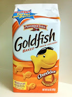 Pepperidge Farms Goldfish snack crackers orginal cheddar