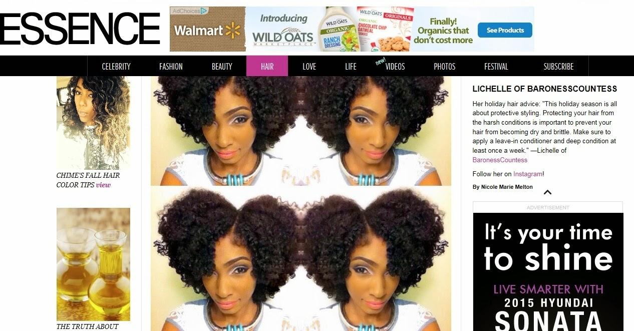 As seen on Essence.com