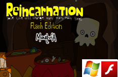 Reencarnación Flash