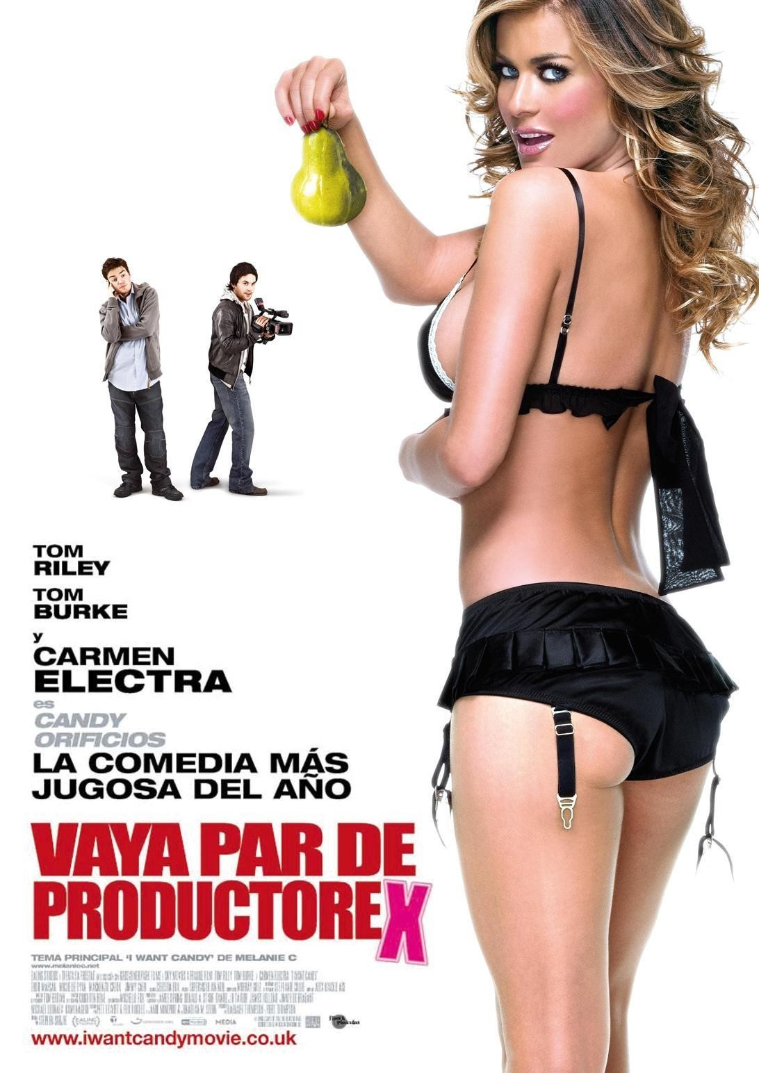 Tập Làm Phim Sex - I Want Candy