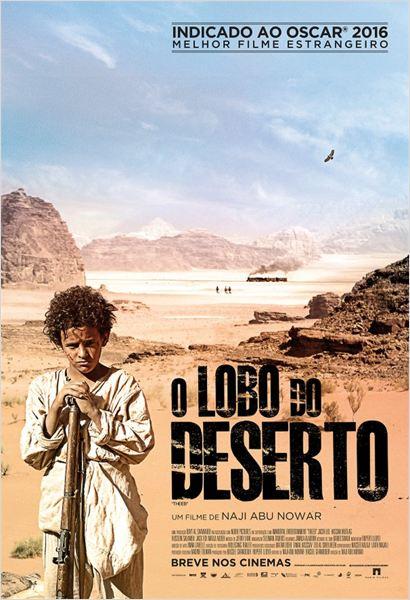 O Lobo do Deserto