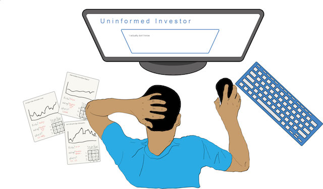 The Uninformed Investor