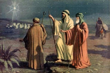 A Polyhedron In The Time The Three Wise Men The Three Kings