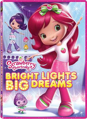 Strawberry Shortcake Bright Lights Big Dreams DVDRip Español Latino 2011 1 Link