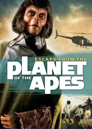 Evadare din planeta maimutelor