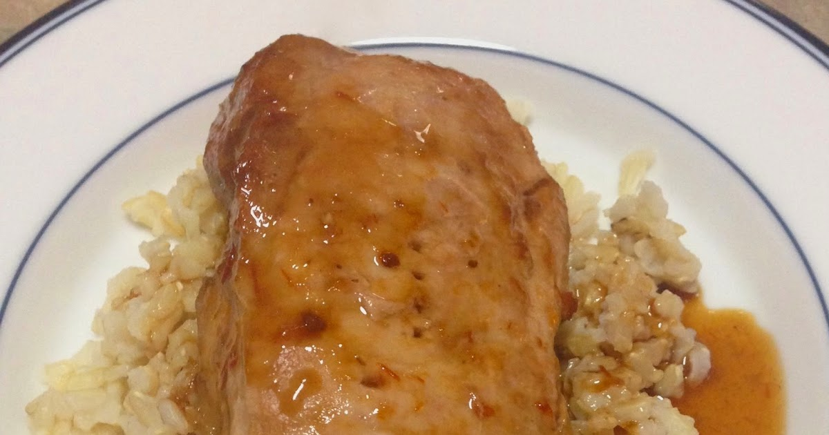 Savory Sweet and Satisfying: Sweet Sour Pork Chops