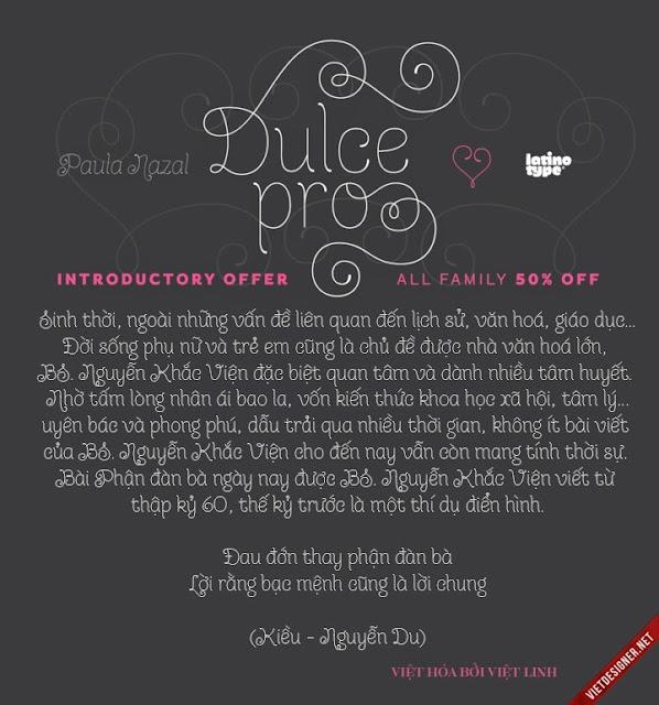 [Script] Dulce Pro Việt hóa